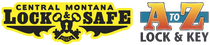 Central Montana Lock & Safe | A to Z Lock & Key | Great Falls, Montana